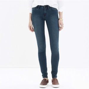 Madewell Legging Denim